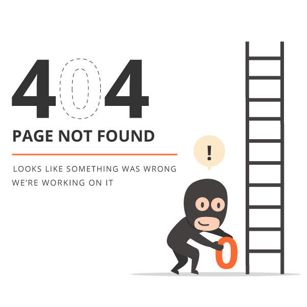 Segura 404 Page not Found